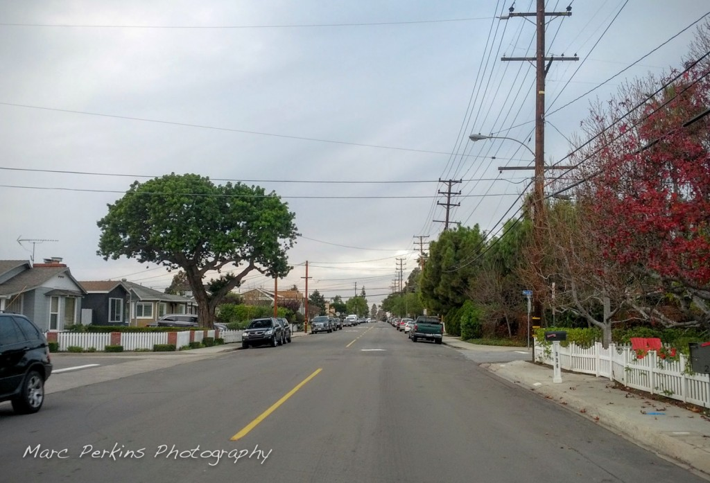 Santa Isabel Ave. is a lovely way to get from Costa Mesa to Newport Back Bay.